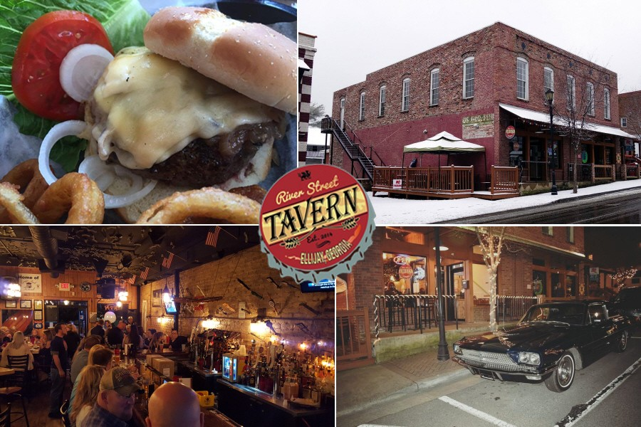 About River Street Tavern - Ellijay, GA